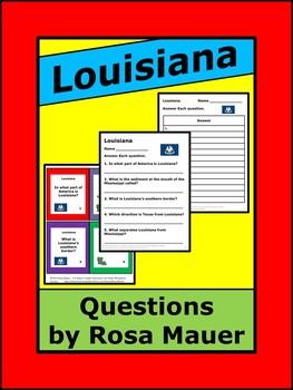Louisiana Hello USA
