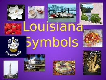 Louisiana Symbols