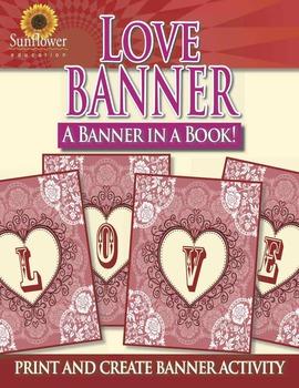 Love Banner—A Banner in a Book!
