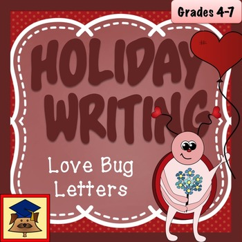 Love Bug: A Valentine's Day Descriptive Writing Activity (
