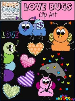 Love Bug Clip Art