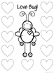 Love Bug Craftivity FREE!