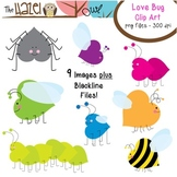 Love Bug Set: Clip Art Graphics for Teachers