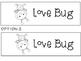 Love Bug Valentine Crown ~ FREEBIE!