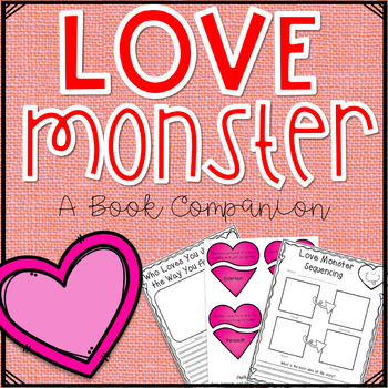 Love Monster Book Companion