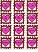 Love Notes Category Activities