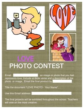 Love Photo Contest