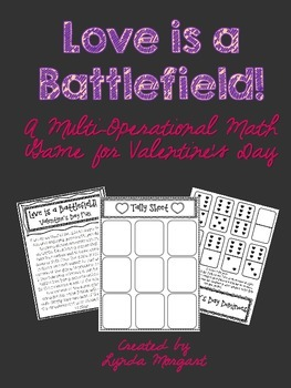 Love is a Battlefield! Multi-Operational Math Games for Va