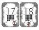 Lovely Ladybug Number Cards 1-20