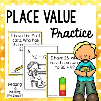 Place Value Practice  {CCSS Aligned}