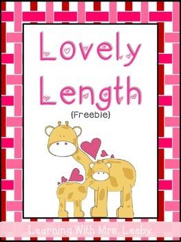 Lovely Length {Freebie}