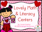 Lovely Literacy and Math Centers