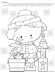 Low-Prep January Craft, Math, and Language Arts Activities