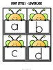 Lowercase and Uppercase Letter Match