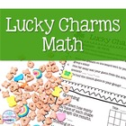 St. Patrick's Day Cereal Math