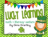Lucky Learning Math & Literacy Centers