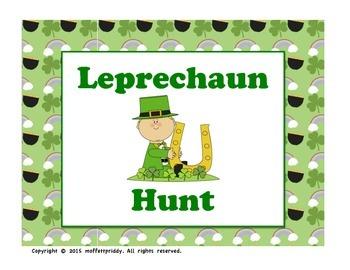 Lucky Leprechaun Hunt **FREEBIE**