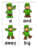 Lucky Leprechaun {Pre-Primer and Primer Dolch Sight Words}