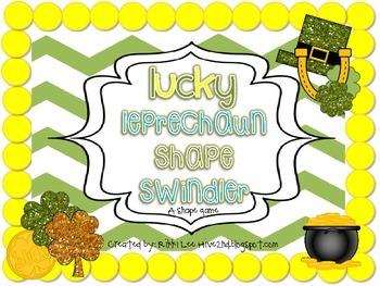 Lucky Leprechaun Shape Swindler