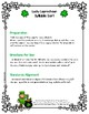 Lucky Leprechaun Syllable Sort - No Prep