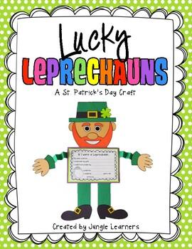 St. Patrick's Day Craft: Lucky Leprechauns