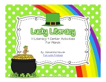 Lucky Literacy: 11 Literacy & Center Activities for March