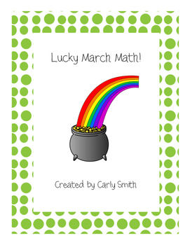 Lucky March Math!