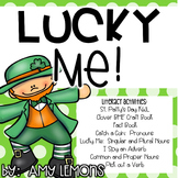 Lucky Me!  St. Patrick's Day Literacy Activities and Centers