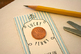 Lucky Penny Bookmark - Printable Pre-test Note to students