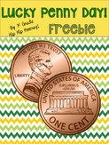 Lucky Penny Day...May 23rd!