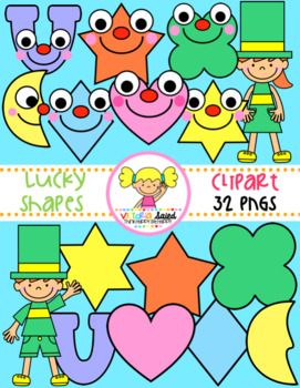 Lucky Shapes Clipart