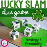 Lucky Slam Dice Game for St. Patrick's Day