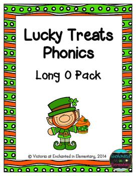Lucky Treats Phonics: Long O Pack