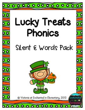 Lucky Treats Phonics: Silent E Words Pack
