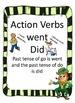 Lucky Verbs go, went, do, did