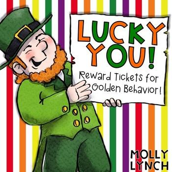Lucky YOU Reward Behavior System