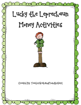 Lucky the Leprechaun Money Activities!