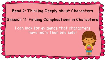 Lucy Calkins: Interpreting Characters: The Heart of the St