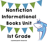 Lucy Calkins Nonfiction Informational Books (Grade 1) Enti