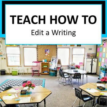 Writers Workshop: Editing Writing