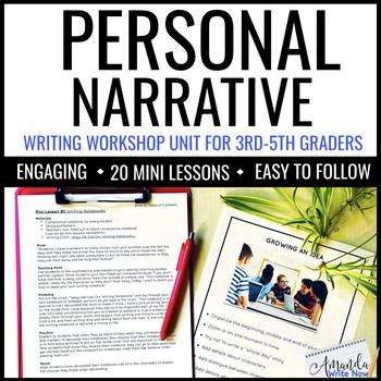 Narrative Writing Mini Lessons