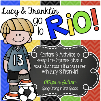 Lucy & Franklin Go To Rio - Summer Sports Games