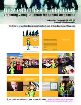 Lucy Practices a Lockdown: Preparing Young Students for Sc