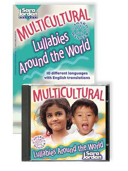 Multicultural Lullabies, Digital MP3 Album w/ Lyrics