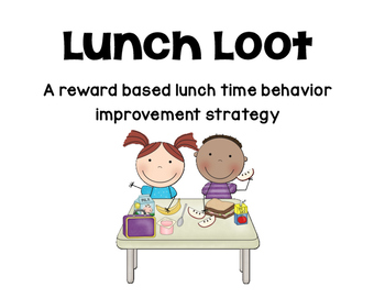 Lunch Loot: A Reward Based Lunch Room Behavior Improvement