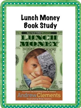 Lunch Money Book Study
