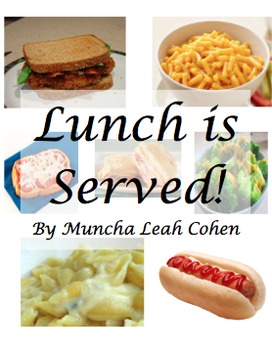 Lunch is Served! Cookbook
