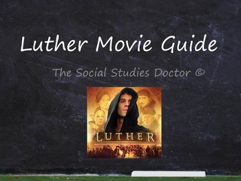 Luther Movie Guide