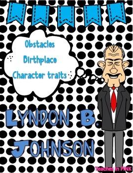 Lyndon B. Johnson {Character Man}
