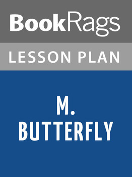 M. Butterfly Lesson Plans